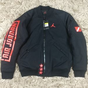 Nike Men's Air Jordan 1 Retro Bomber Jacket
